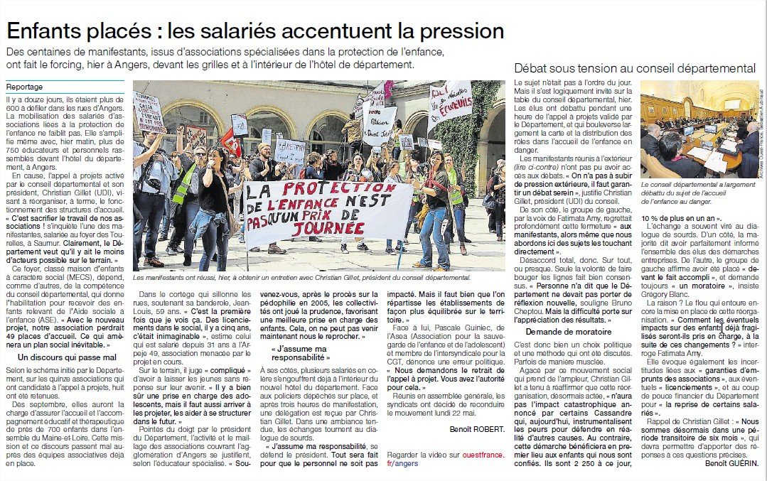 article OF 16 mai