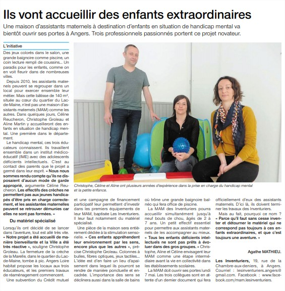 article OF 2 mai